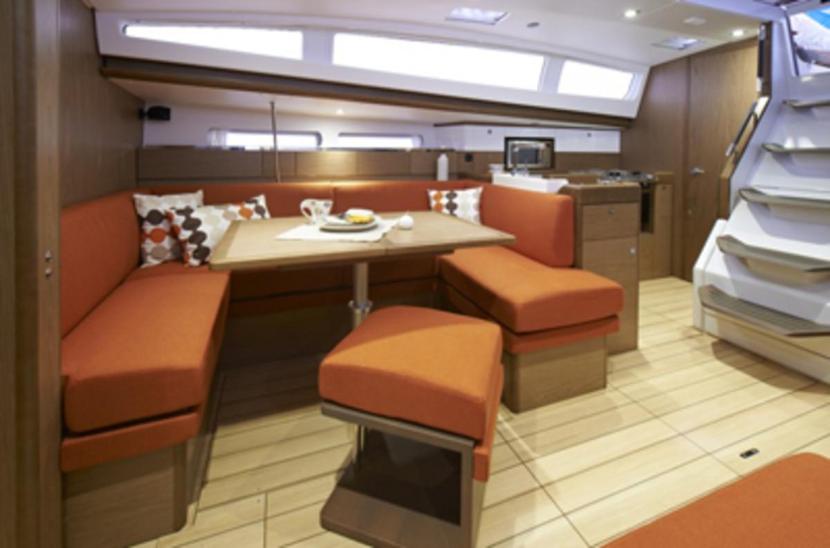 Boat Review: Jeanneau 41DS - Sail Magazine