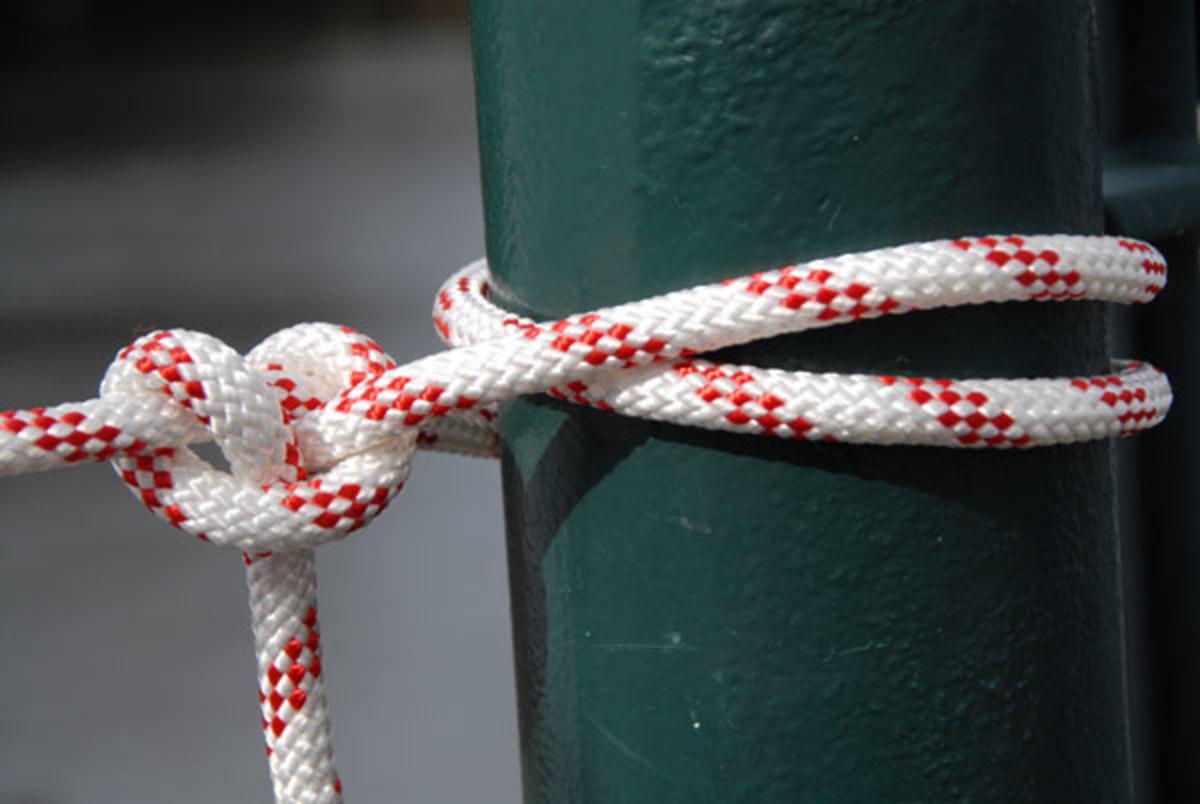 Seven Essential Knots For Sailors Sail Magazine