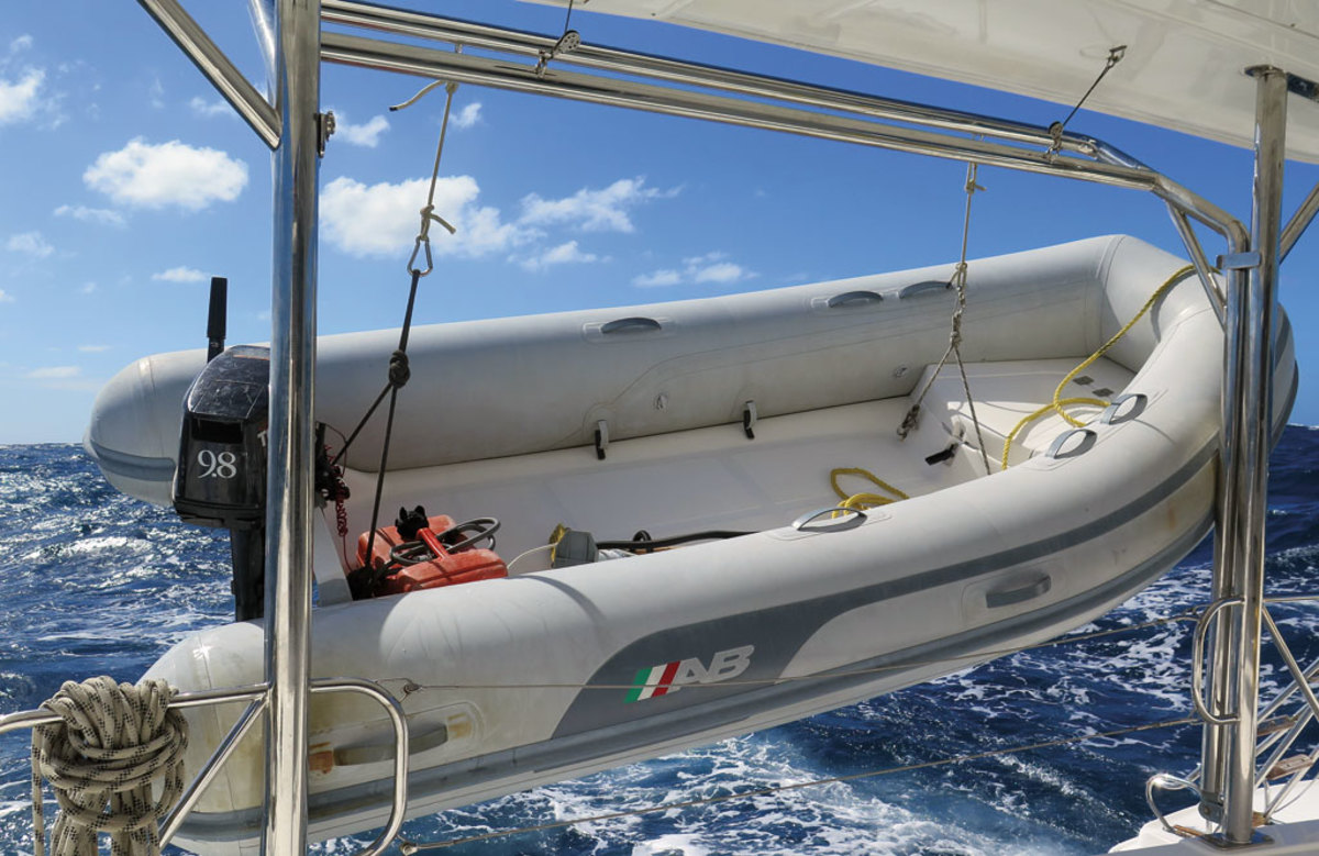 Tender Choices - Sail Magazine