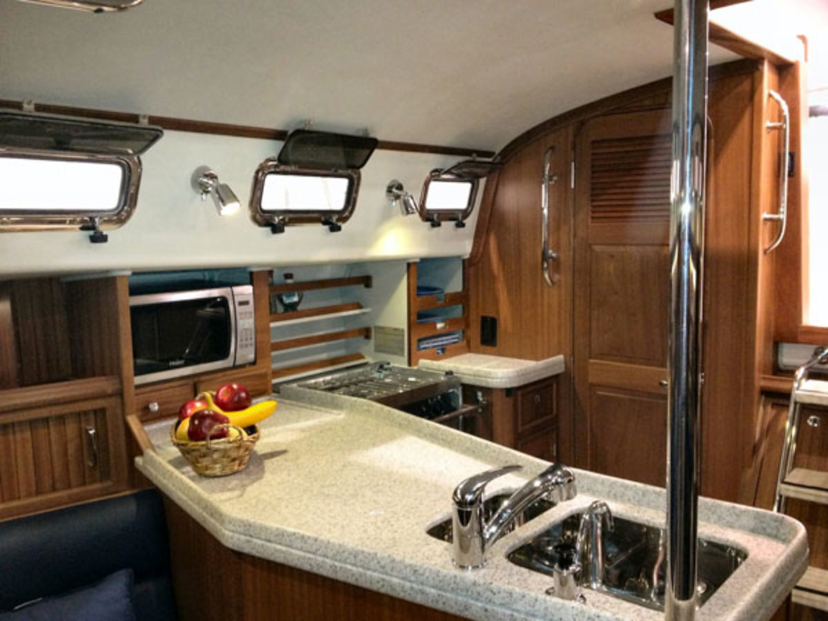 BlueJacket-40-galley