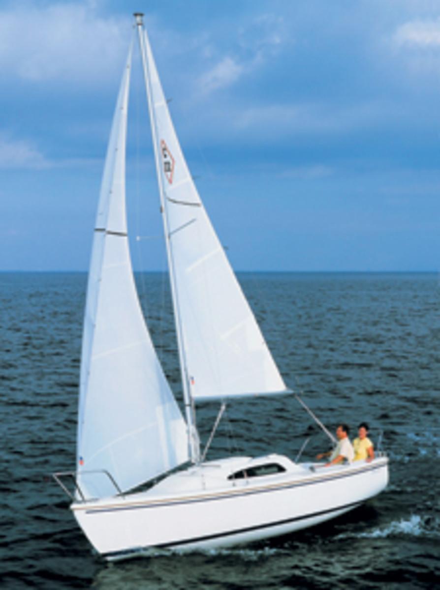 Catalina 22 Sport - Sail Magazine