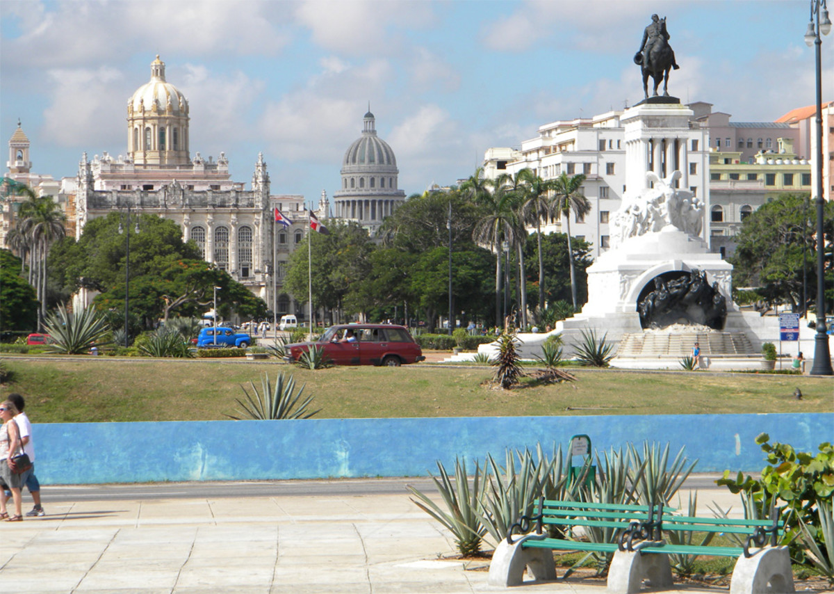 A look at the Havana skyline