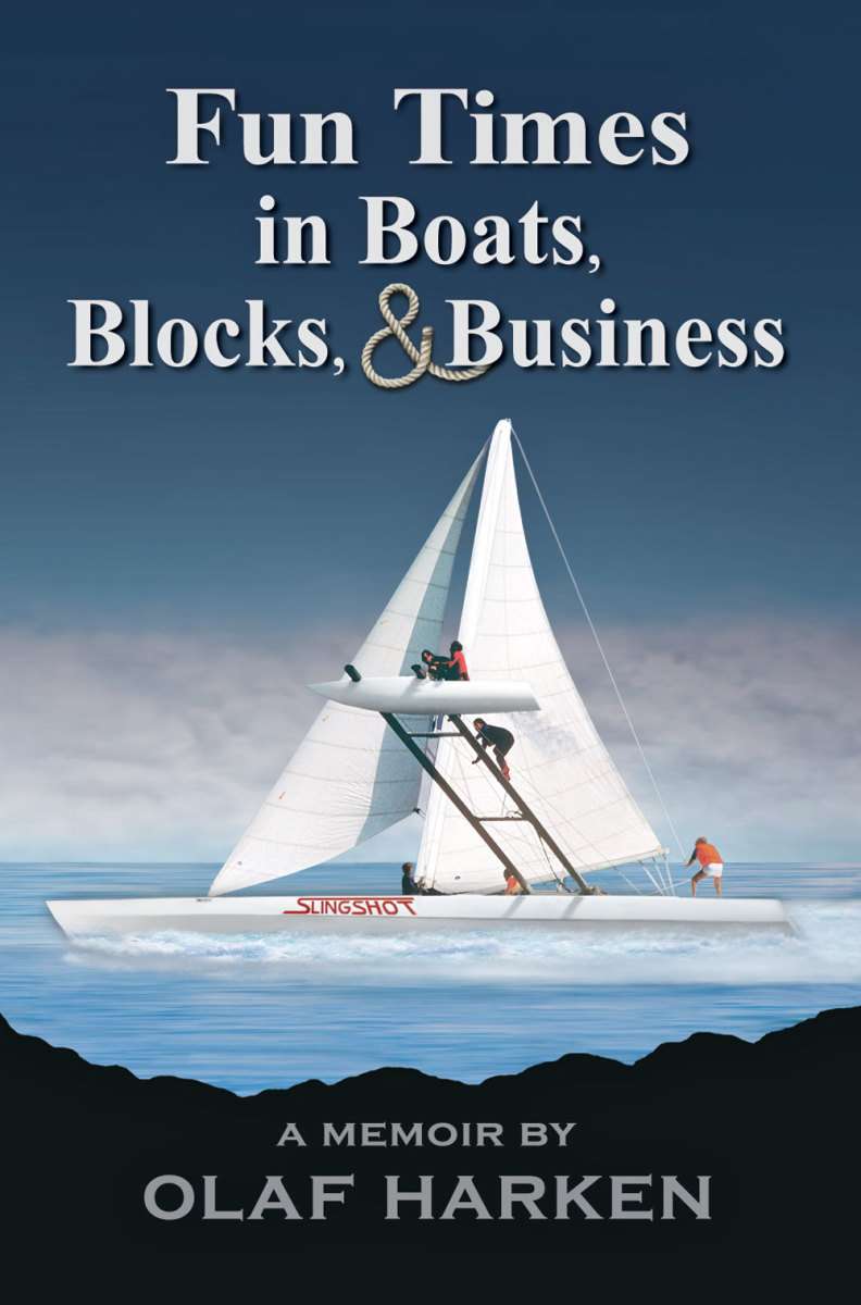 For a copy of Fun Times in Boats, Blocks & Business, which re-counts the complete history of Harken Inc., go to harken.com