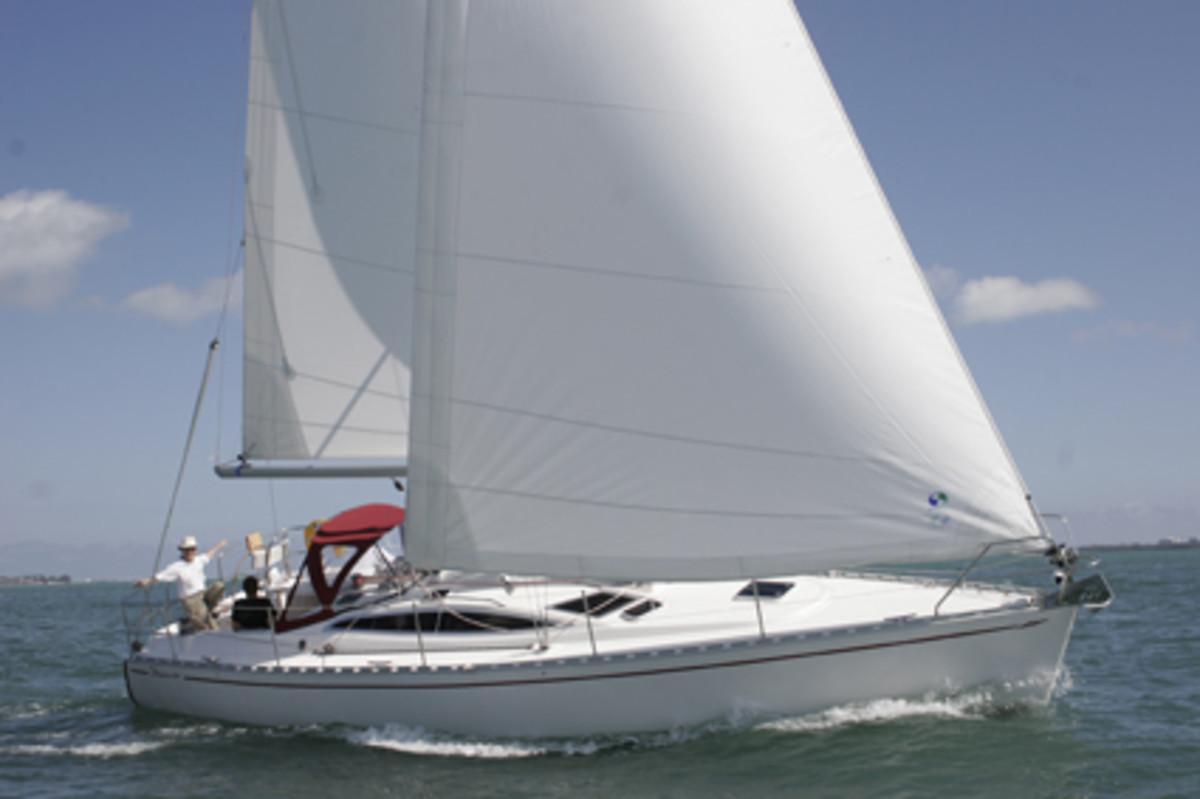 Delphia 37 - Sail Magazine