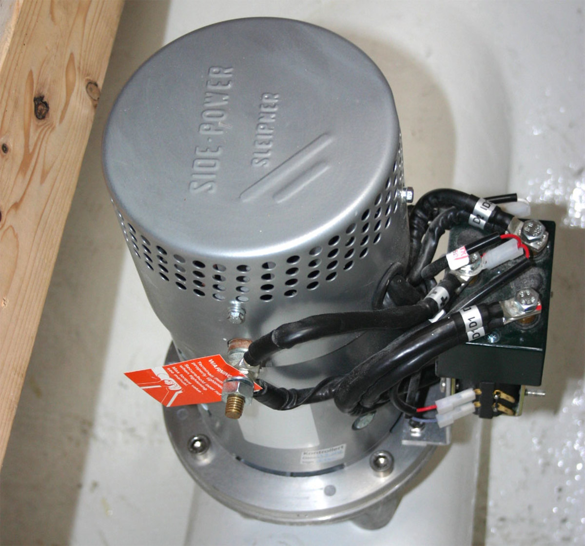 img_8826 bow thrusters retrofitted to older boats sail magazine Wesmar Bow Thruster Schematics at nearapp.co