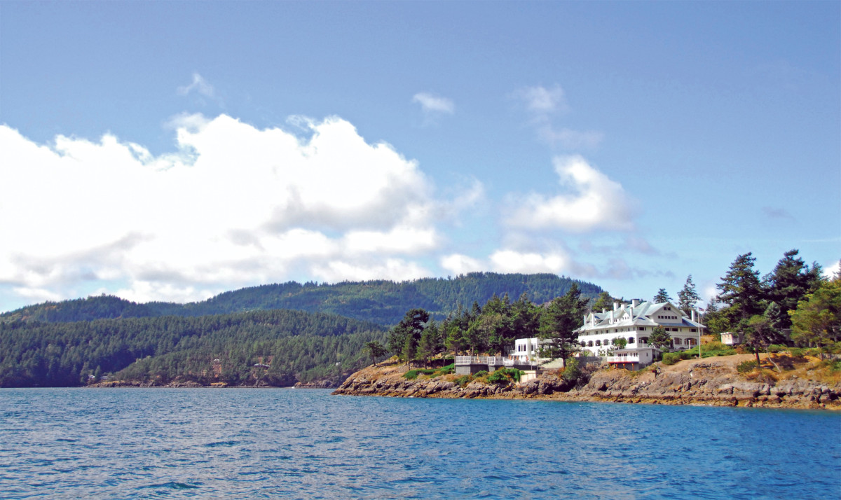 Rosario Resort on Orcas Island
