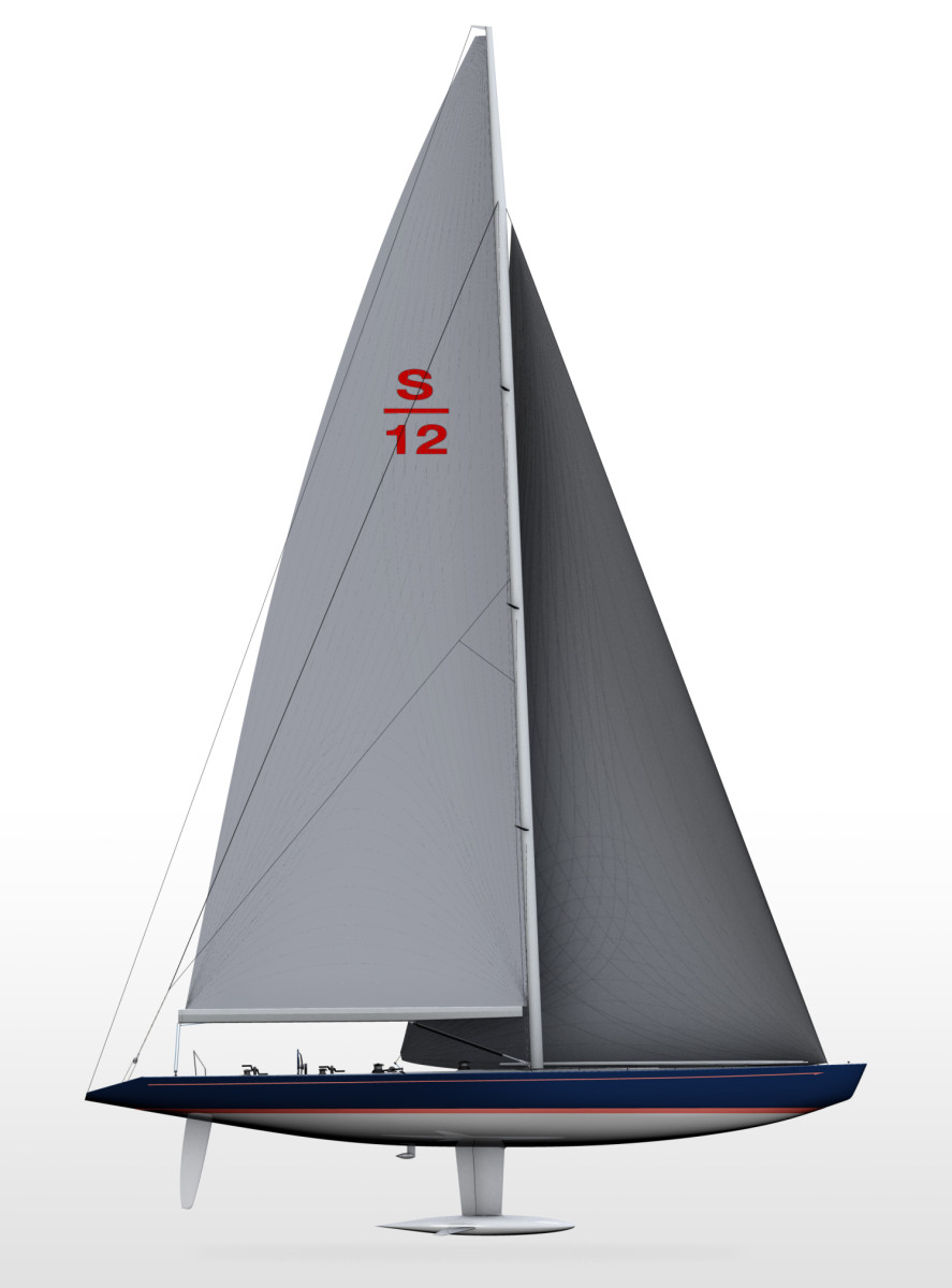 Super12-sailplan