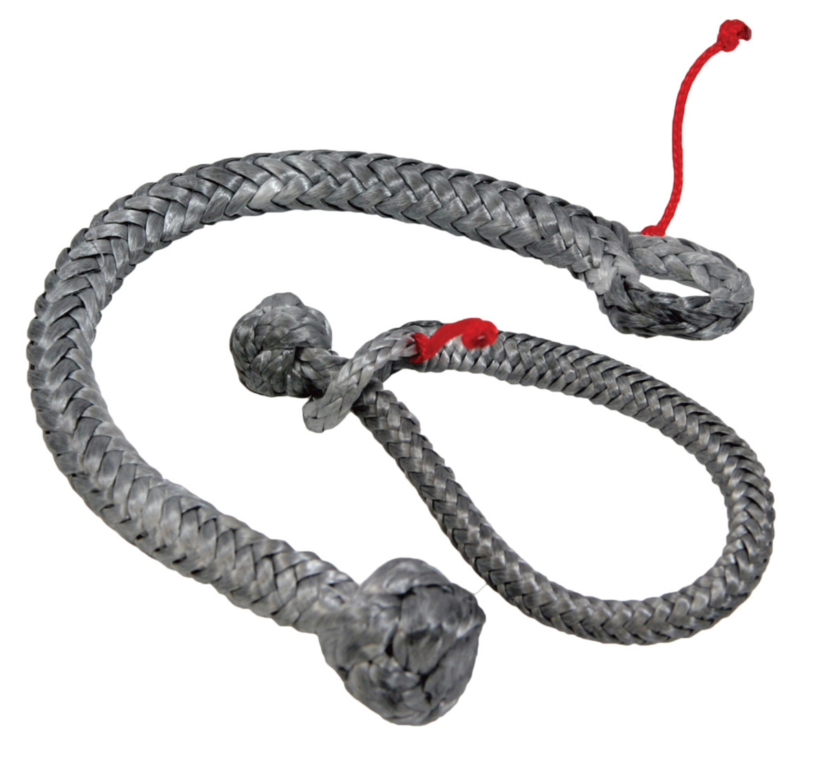 These soft shackles from FSE Robline are marketed by Ronstan International