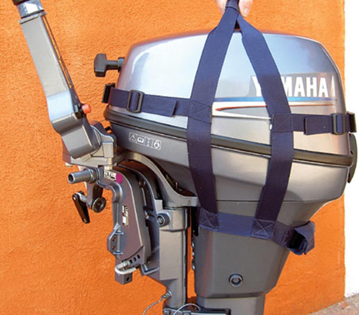 Outboard-strap