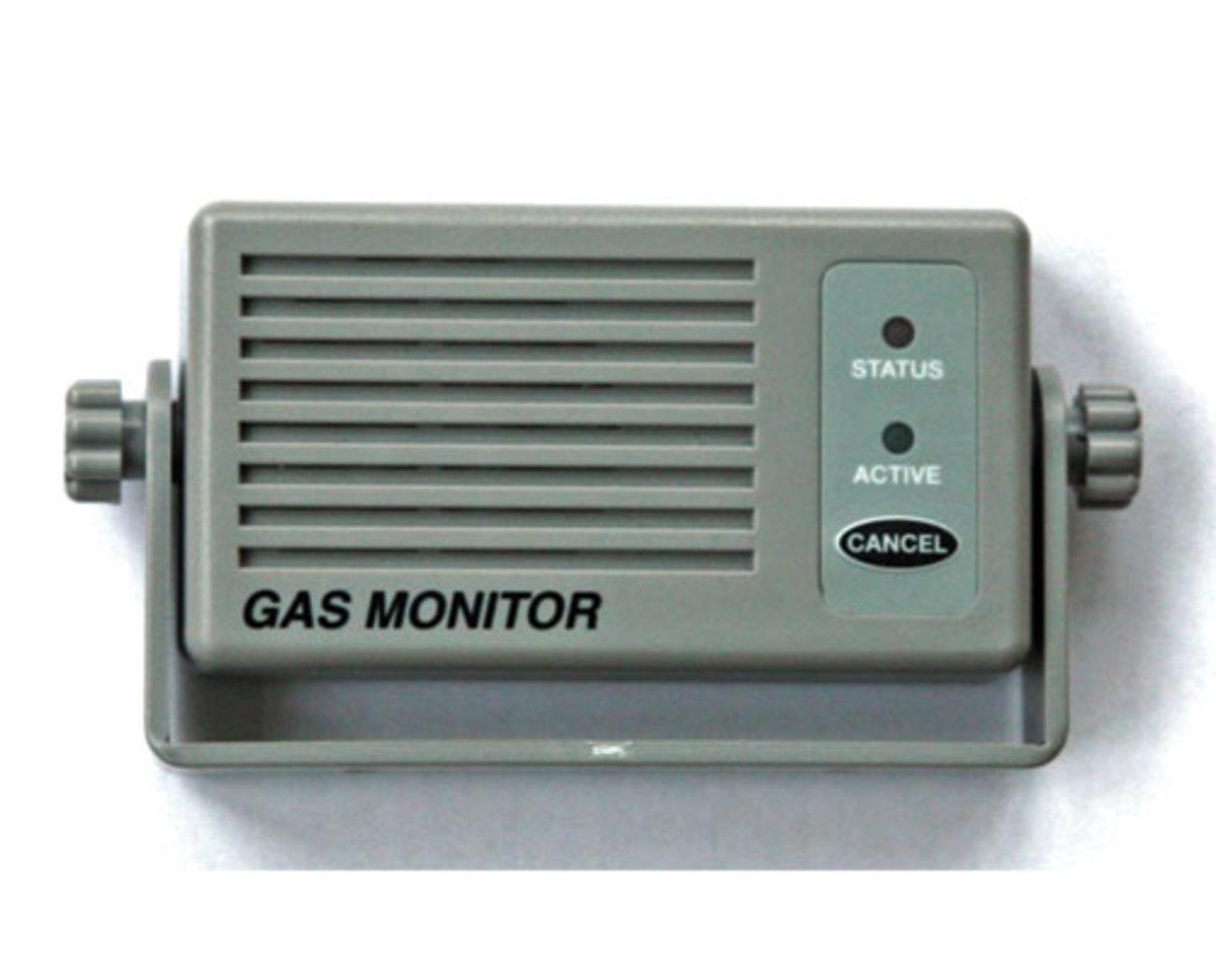 Gas-alarm