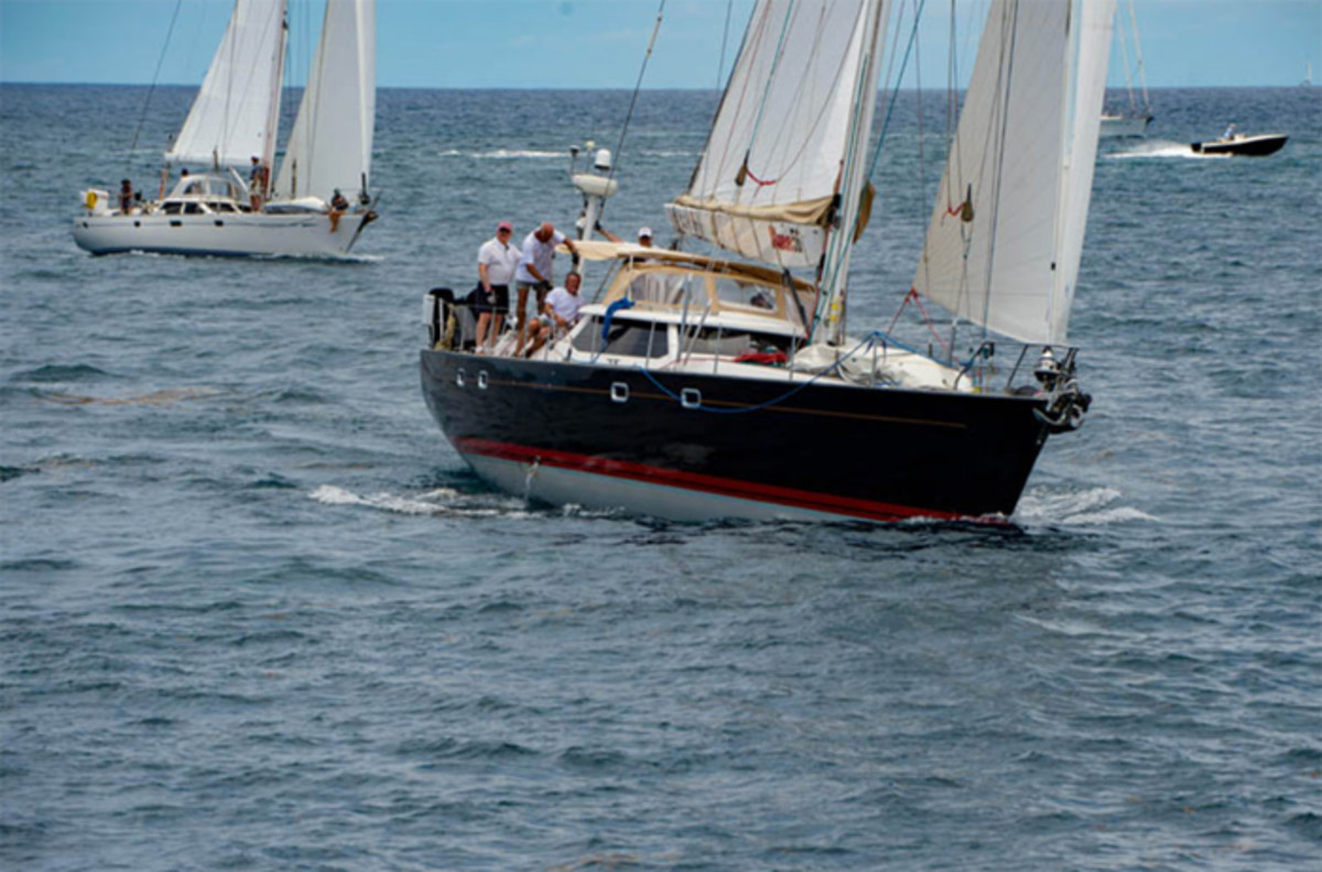 Photo courtesy Antigua-Bermuda Race/Ted Martin