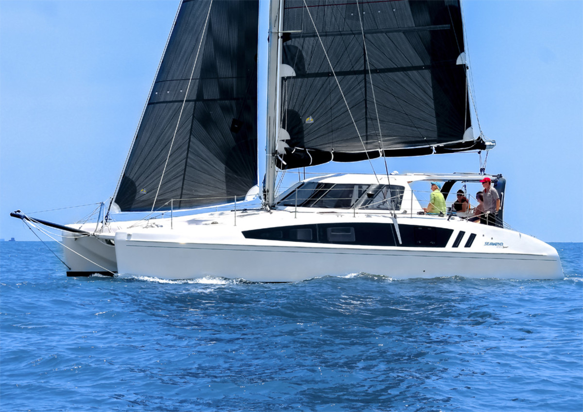 Best Boats Nominees 2017 - Sail Magazine