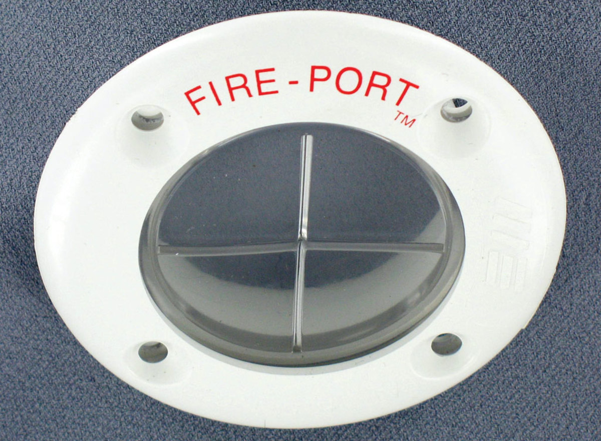 An example of a Fire Port