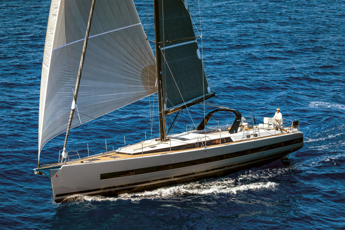 A groundbreaking mini-superyacht from a major industry player