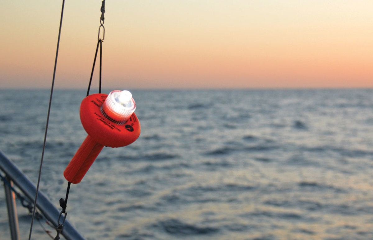 The SOS Distress Light from Weems & Plath is currently the only electronic flare approved by the U.S. Coast Guard, though there may be more on the way soon