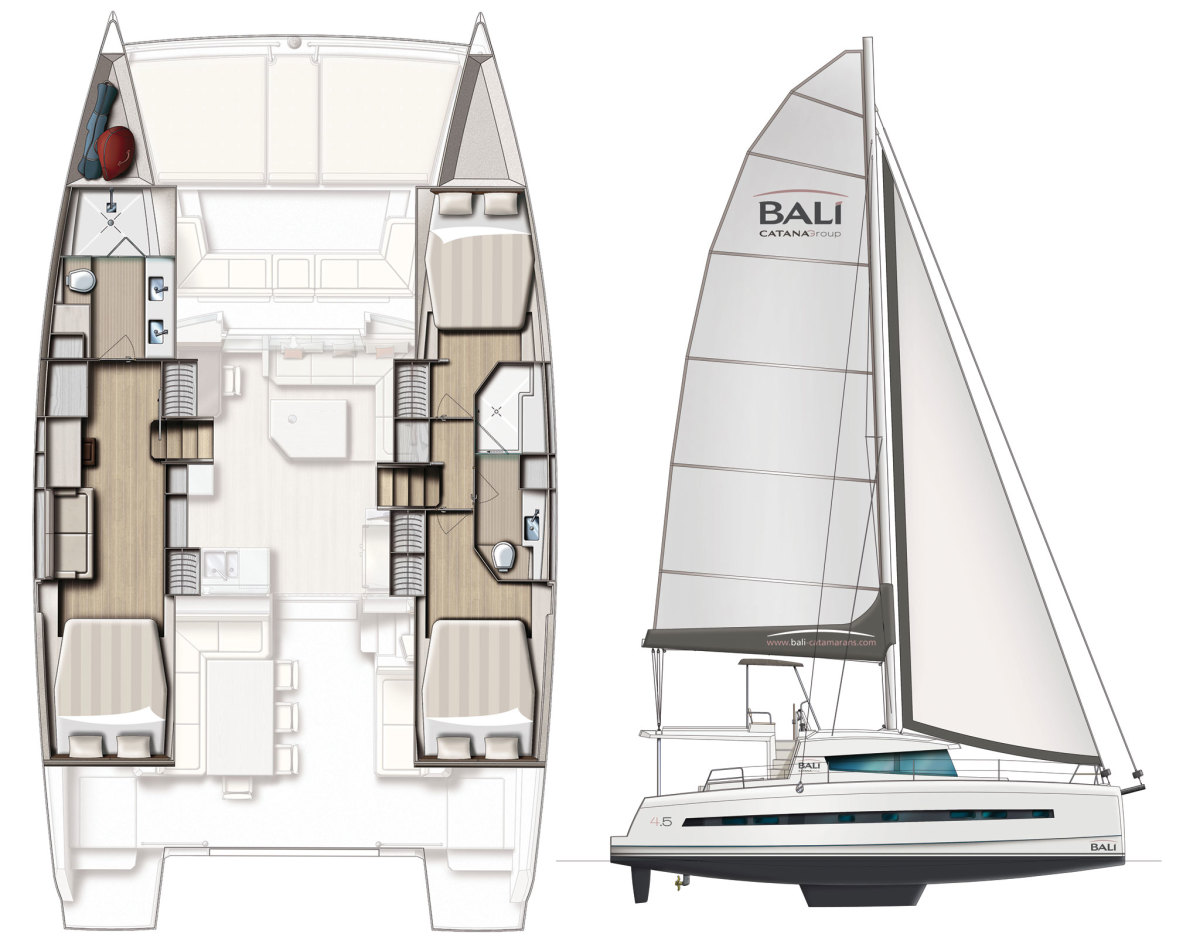 Bali 4.5 Specifications