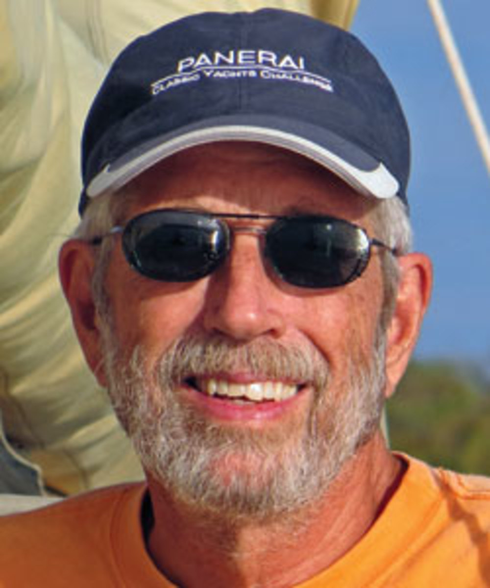 Don Casey has written many books and articles on marine maintenance and repairs
