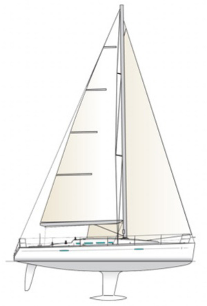 beneteau_first_40_sailplan