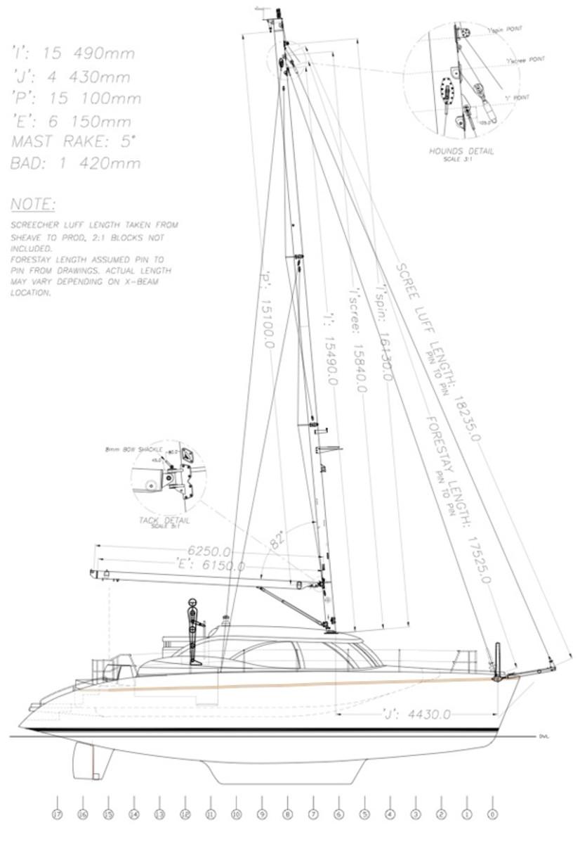 Prout45S_sailplan