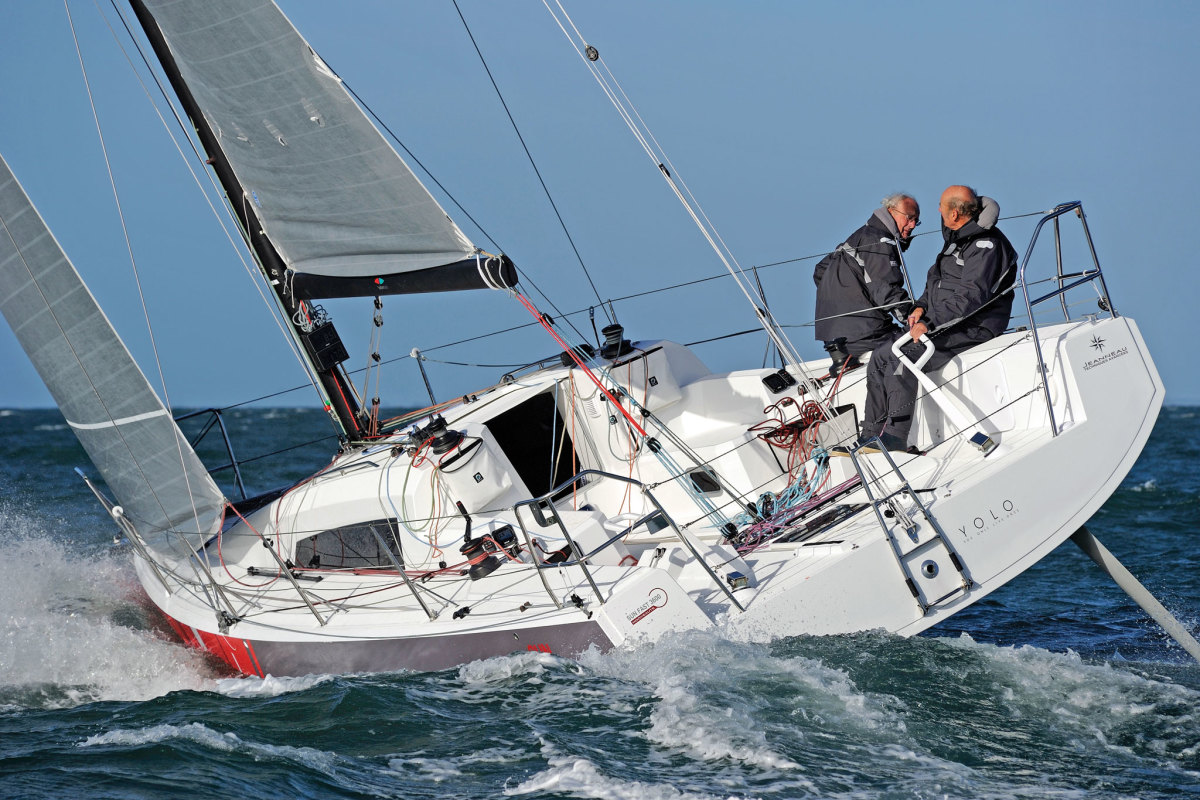 A performance boat that spans the sailing spectrum