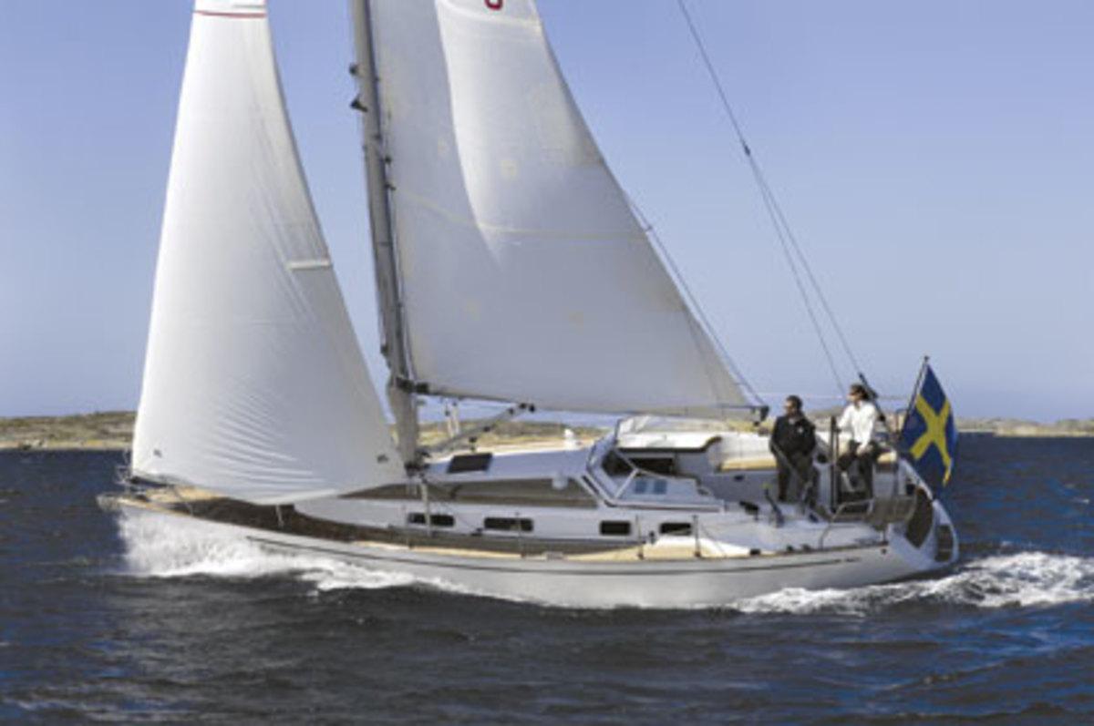 Najad 355 Sail Magazine