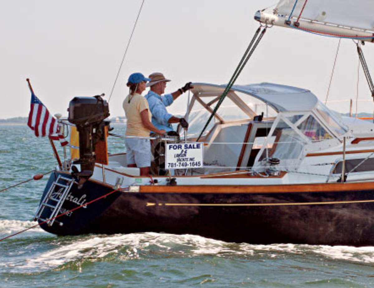 Buying a Used Sailboat - Sail Magazine