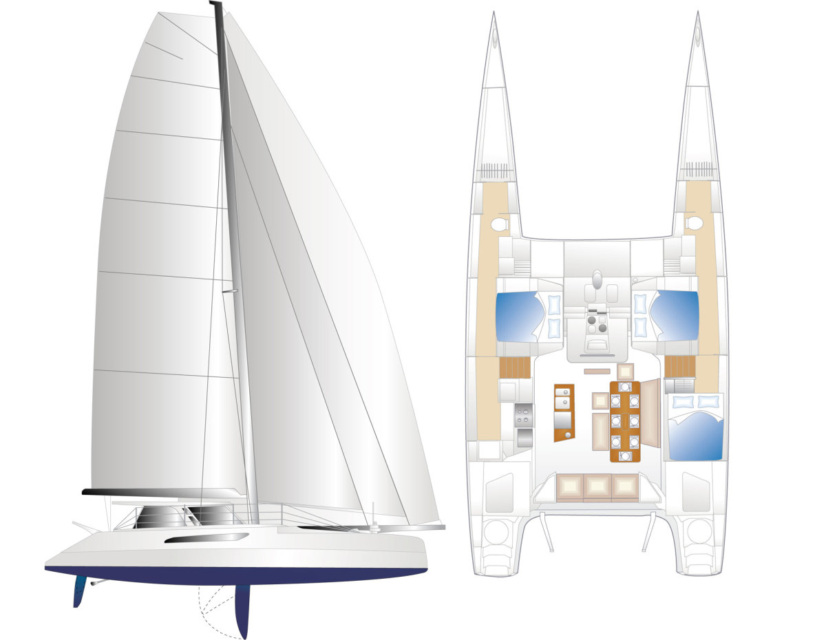 Gunboat-553sailplan