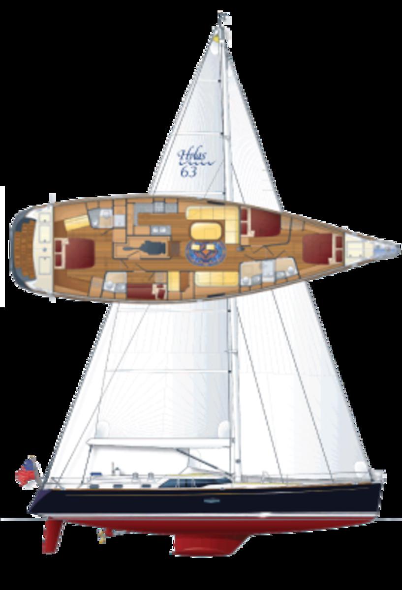 Hylas63-SailPlan