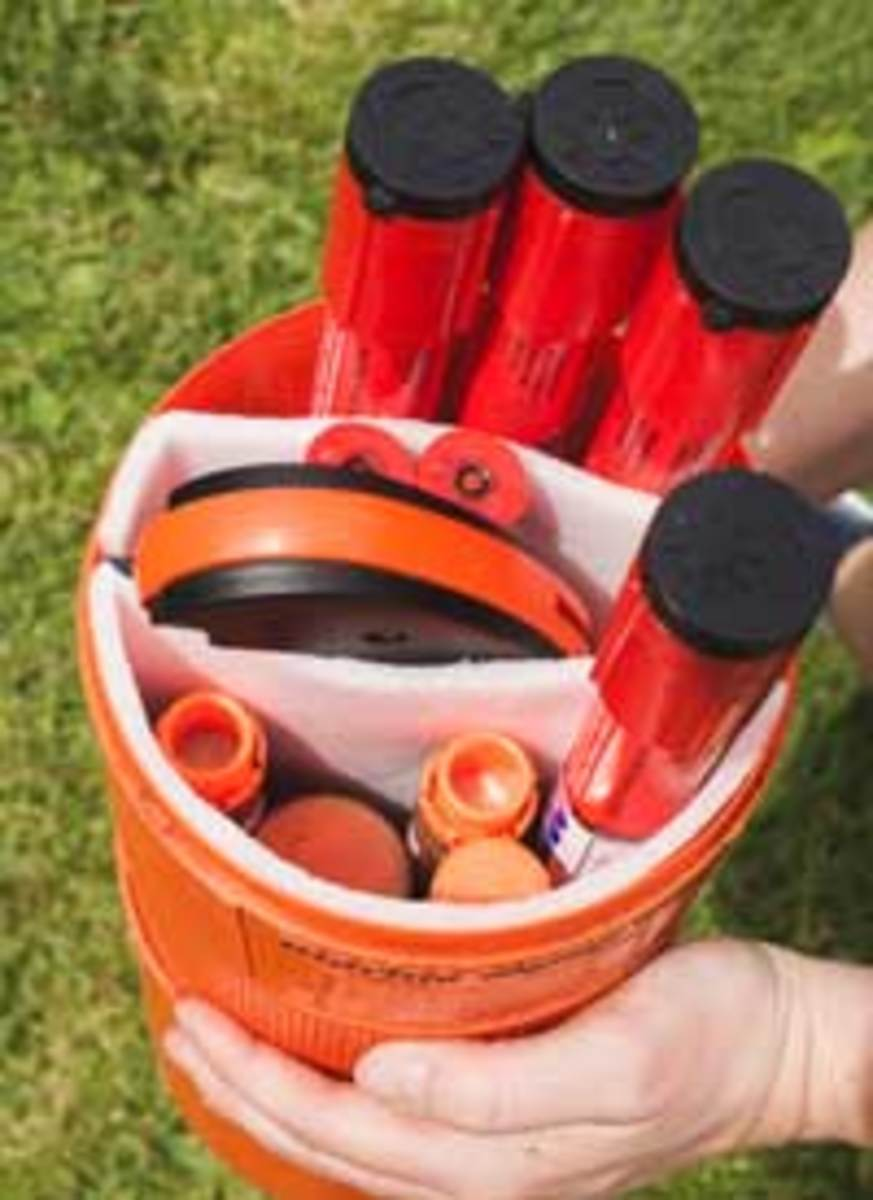 Keep a variety of up-to-date flares in your distress kit