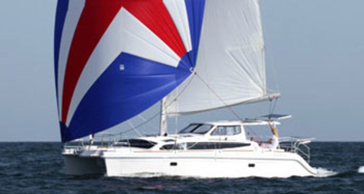 The Gemini catamaran has been one of the quiet achievers of American boat building