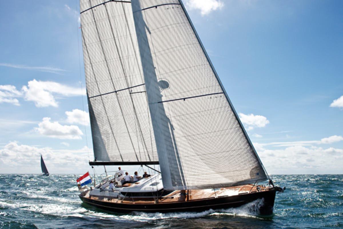 Sailing Yachts: LOA—over 50 - Sail Magazine