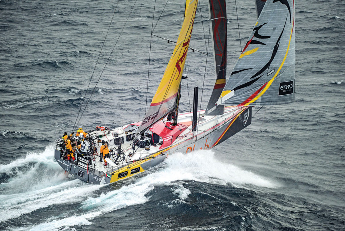 The next edition of the Volvo Ocean Race will see the crews doing a lot more high-speed Southern Ocean sailing