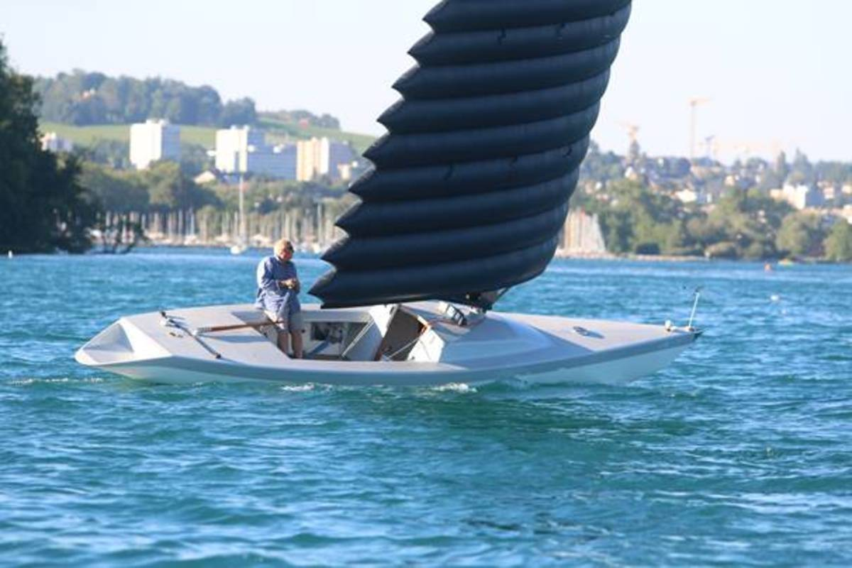 Power Boats For Sale >> The Next Big Thing: Inflated Wing Sails - Sail Magazine