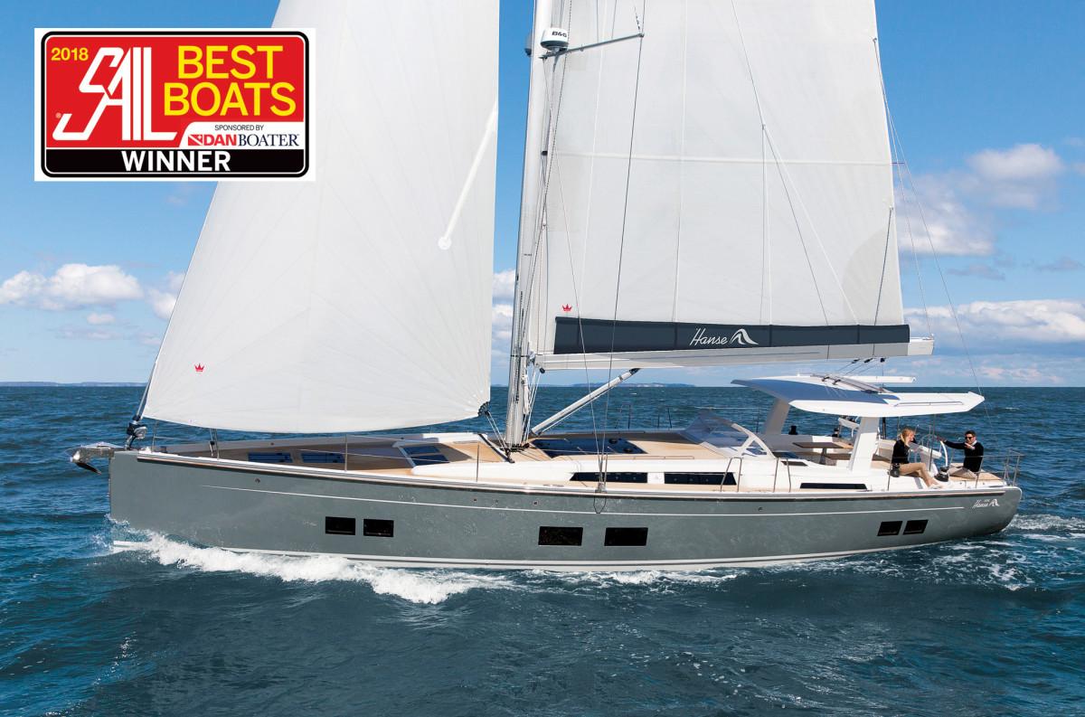 Boat Review: Hanse 588