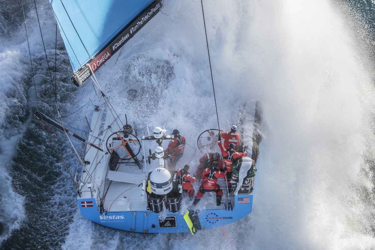 The Volvo Returns to the Southern Ocean