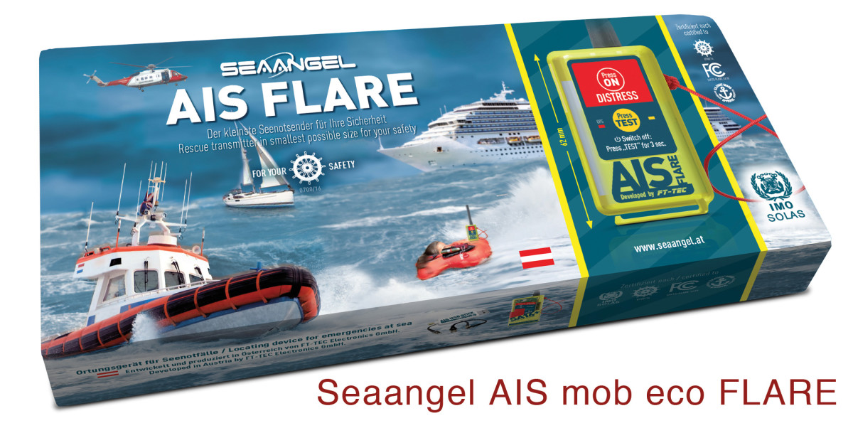 AIS-FLARE-Verpackung