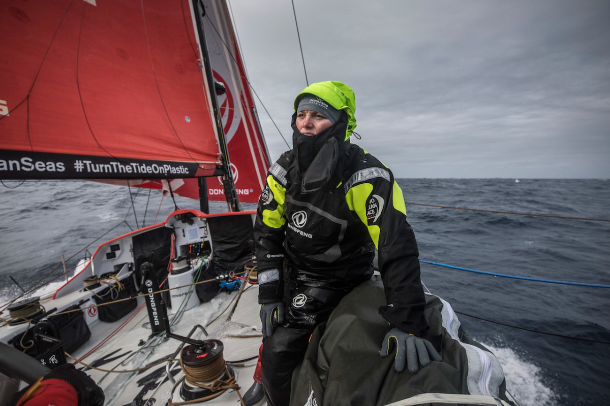 The Volvo Ocean Race is about a whole lot more than just the boats' finish order
