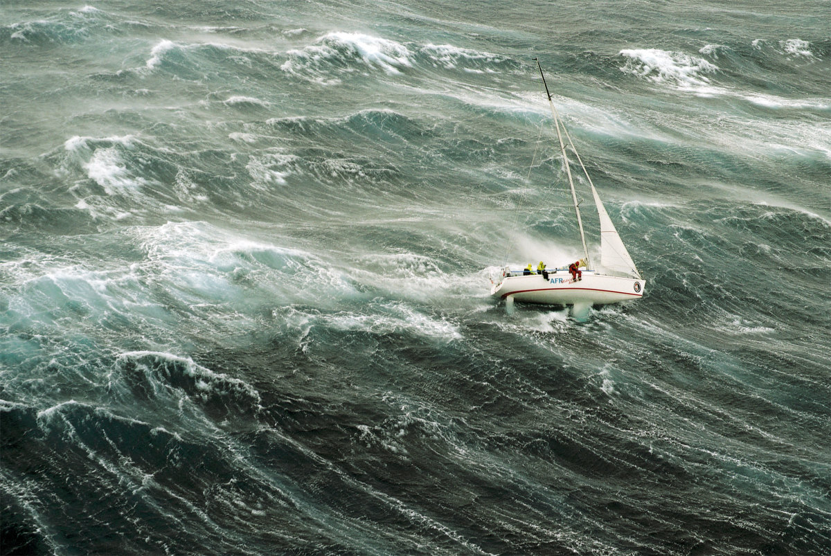 Storm Sails: Do you Need Them? - Sail Magazine