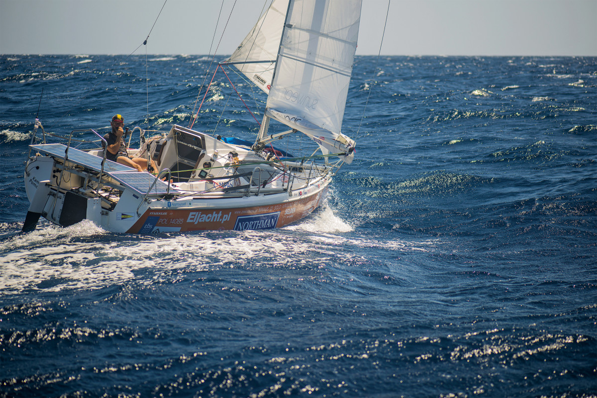 Two Ocean Voyagers Prove You Don't Need a Big Boat - Sail