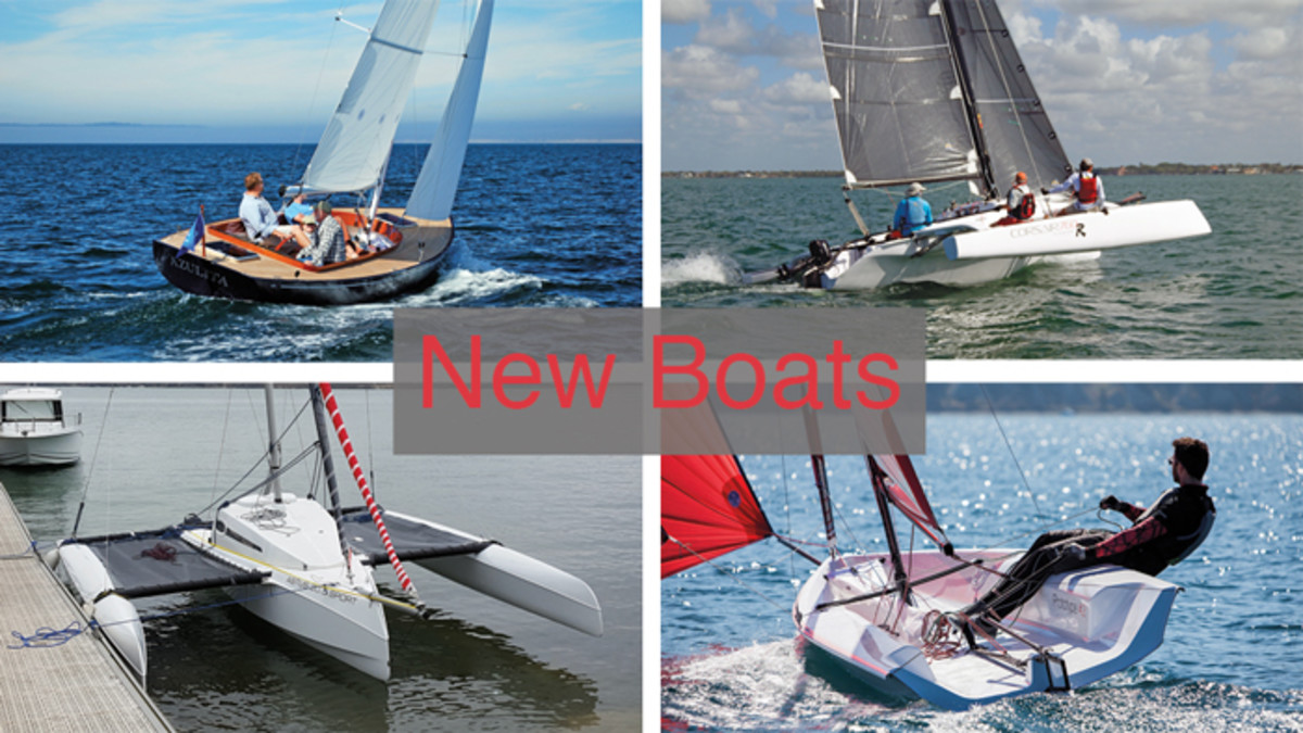 New Boats: Speed of Light - Sail Magazine