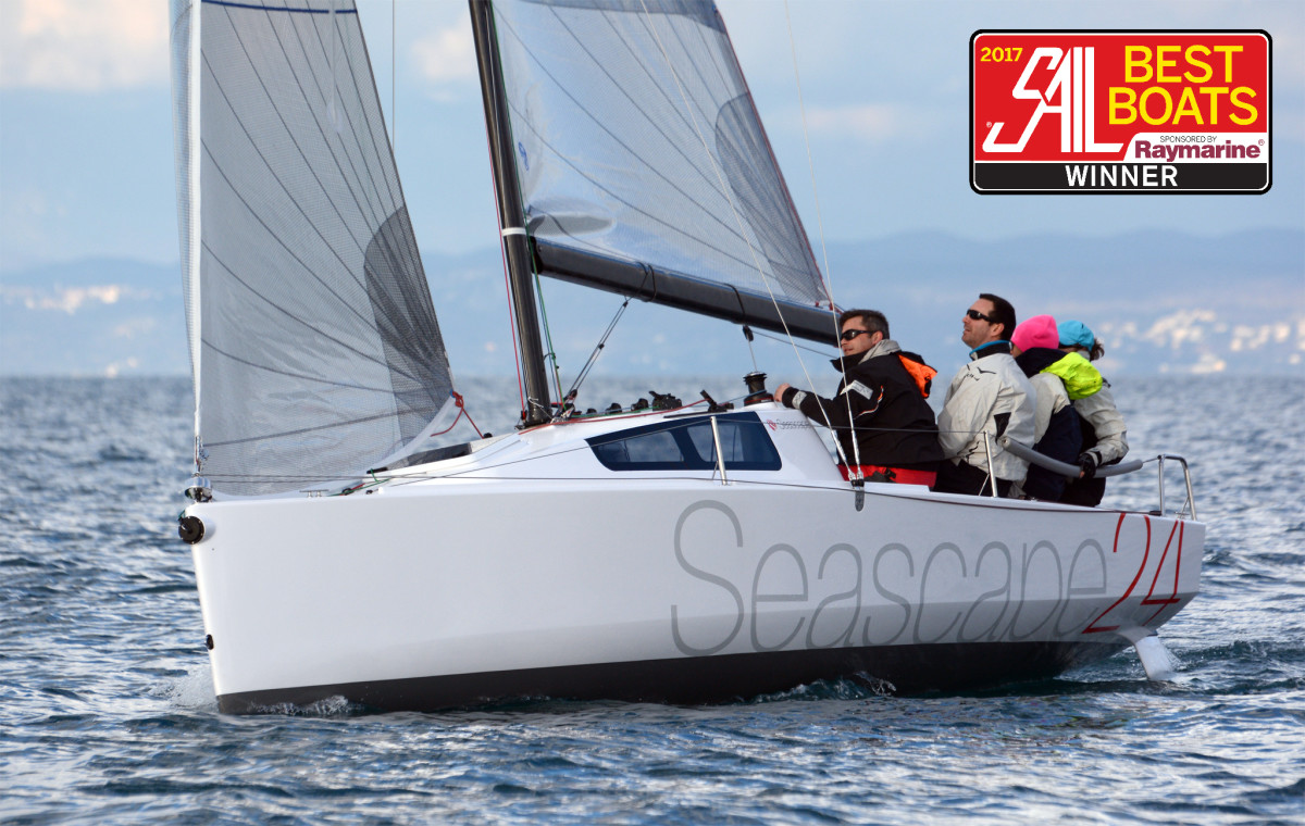 Boat Review: Seascape 24 - Sail Magazine