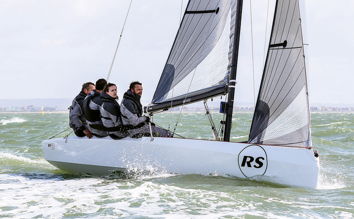 RS21 Sport Boat