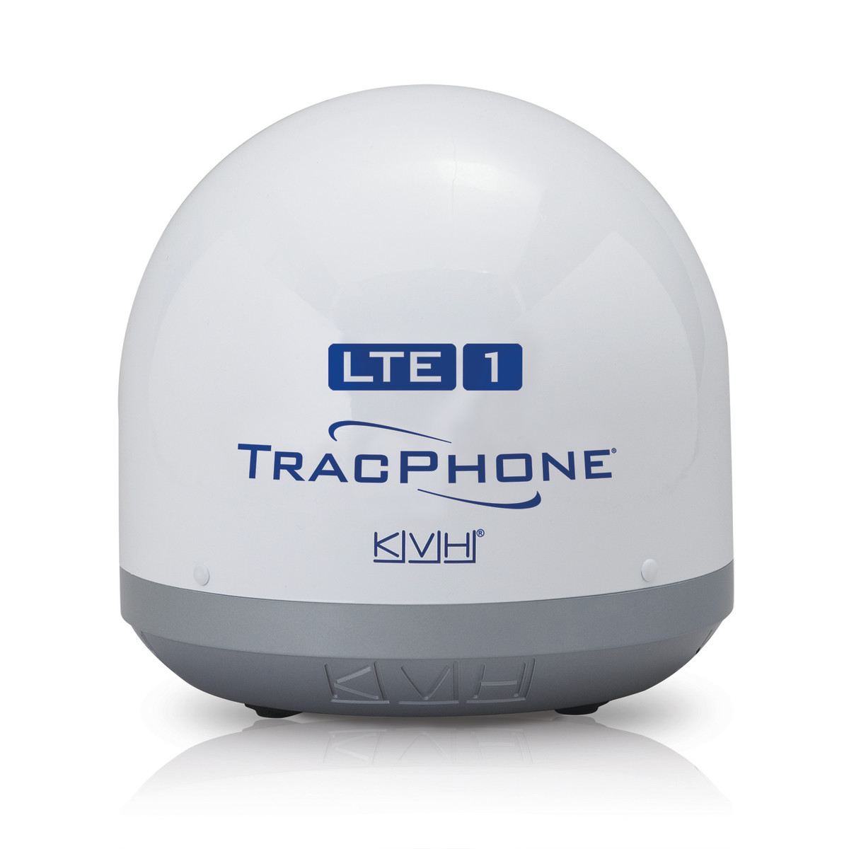 KVH's TracPhone LTE-1 marine communications system provides connectivity up to 20 miles offshore.
