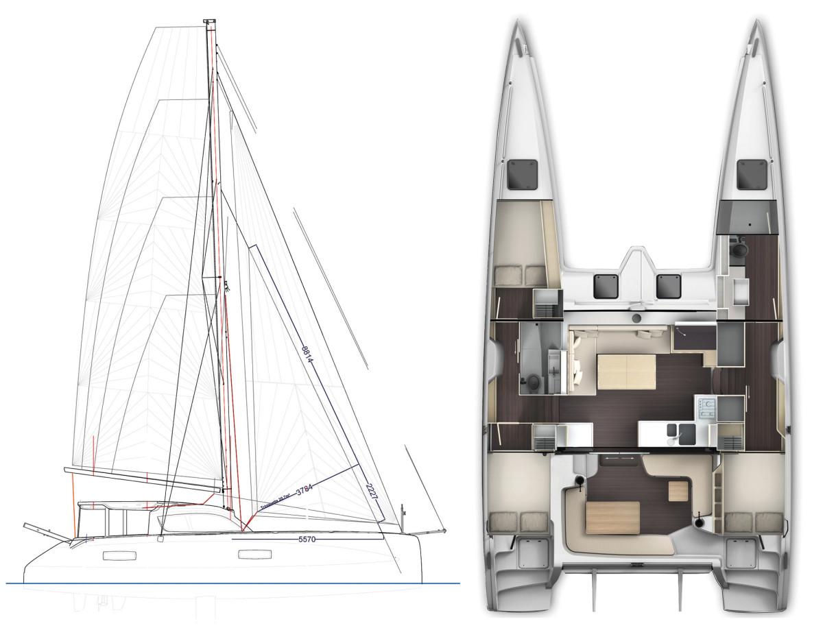 Outremer-45-sailplan