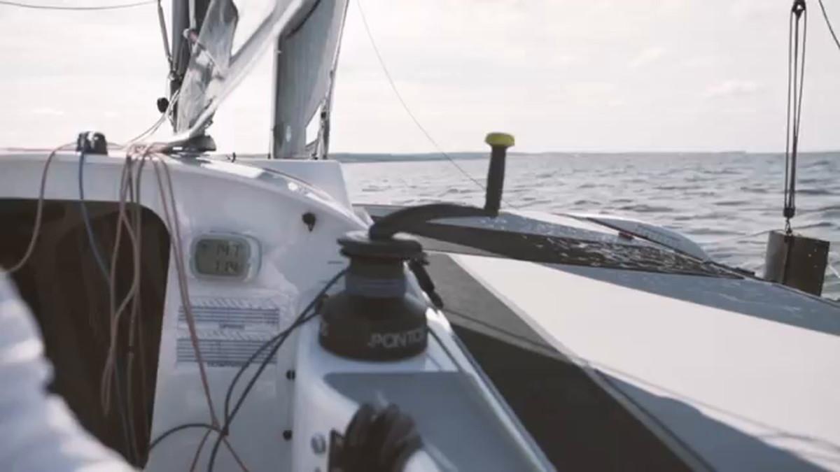 DNA Performance Sailing TF10 trimaran