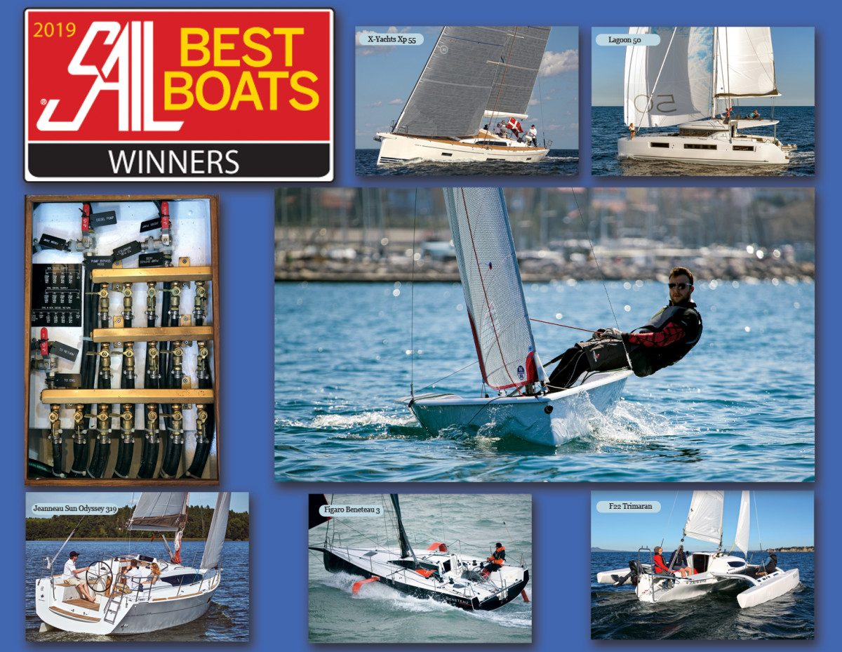 Best Boats 2019 - Sail Magazine