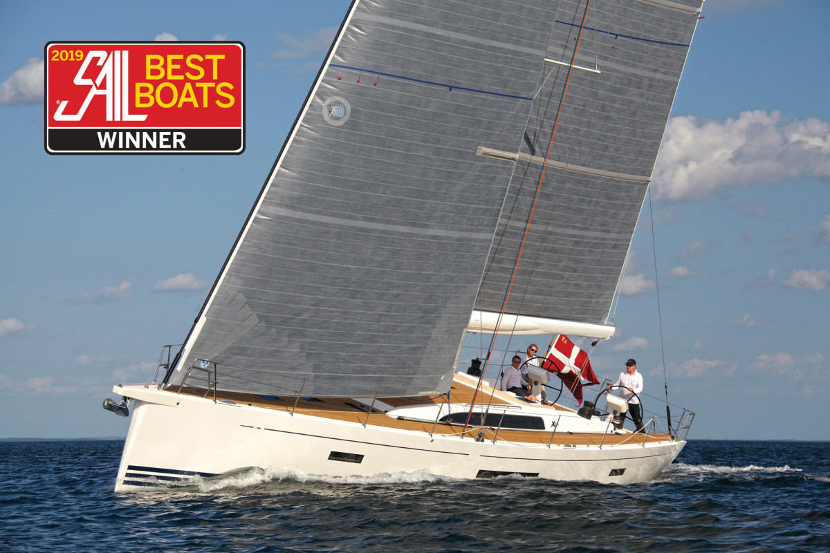 Best Large Monohull 50ft and Above