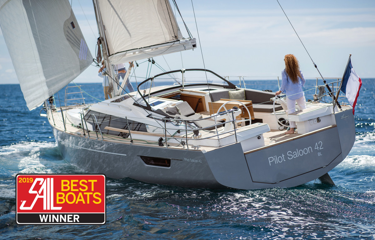 Best Sailing Yachts 2019 Best Boats 2019   Sail Magazine