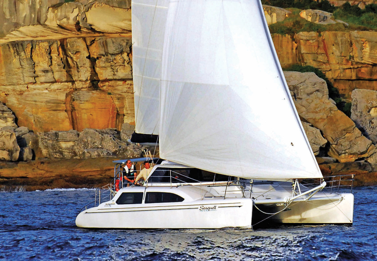 The Australian-built Seawind 1000 has a loyal following