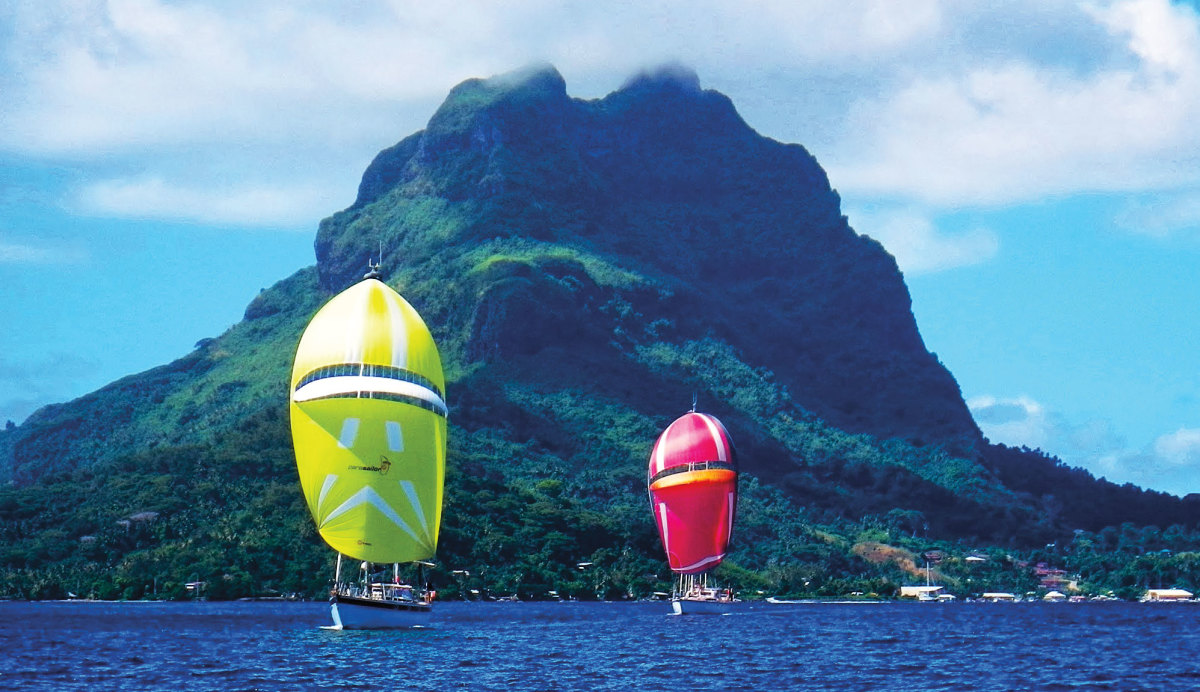 French Polynesia isd one of the top cruising destinations on the planet